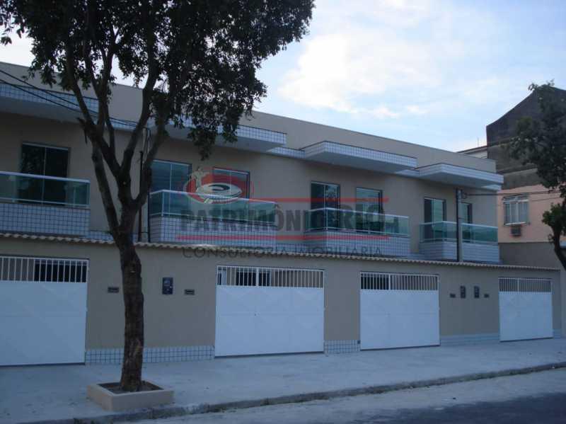 16. - Boa casa duplex em Irajá com varanda, 2qtos e vaga, junto a praça da Light. - PACA20592 - 20