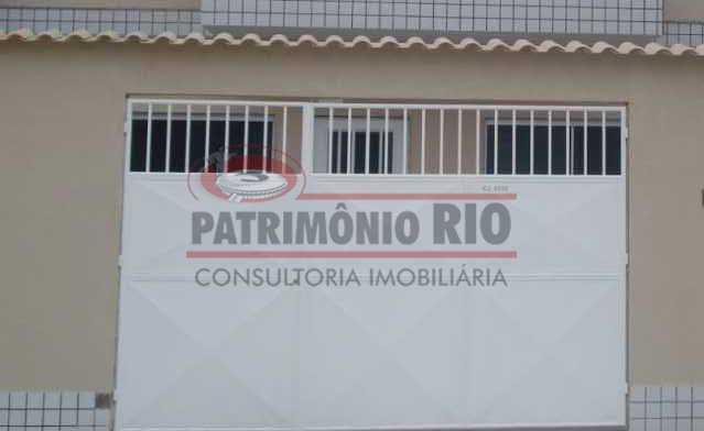 20. - Boa casa duplex em Irajá com varanda, 2qtos e vaga, junto a praça da Light. - PACA20592 - 21