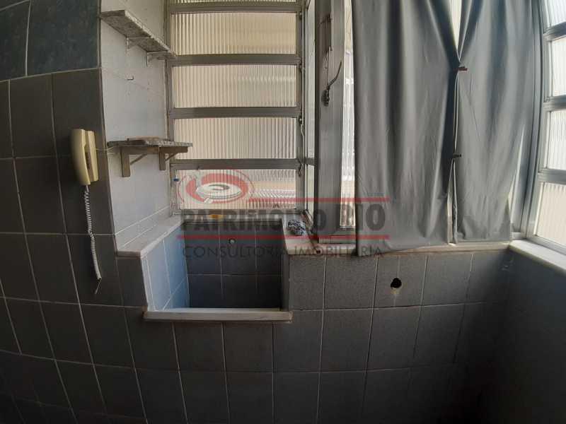 13 - Apartamento 3 quartos à venda Coelho Neto, Rio de Janeiro - R$ 185.000 - PAAP31068 - 14