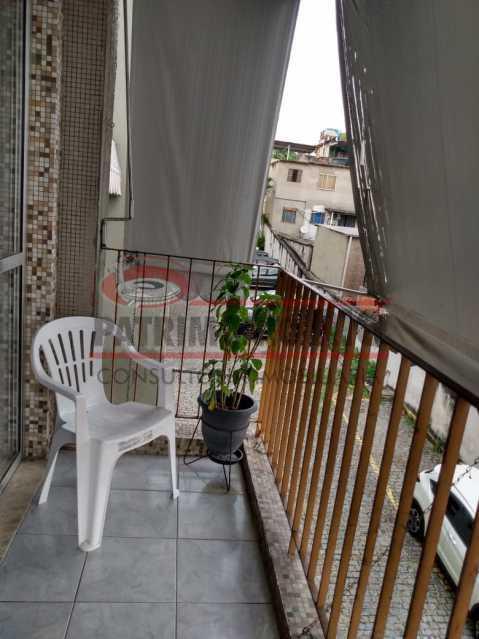 01. - Apartamento 2 quartos à venda Vaz Lobo, Rio de Janeiro - R$ 170.000 - PAAP24247 - 1