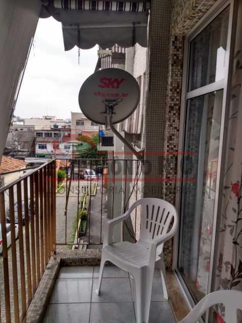 02. - Apartamento 2 quartos à venda Vaz Lobo, Rio de Janeiro - R$ 170.000 - PAAP24247 - 3
