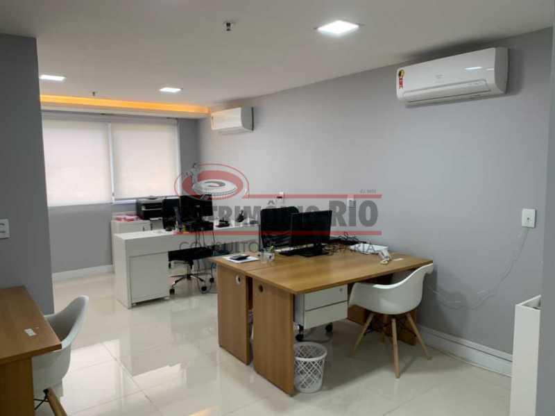 BCCJ4802 - Sala Comercial Carioca Offices - PASL00082 - 3