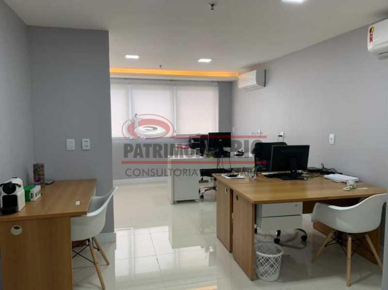 KSQJ5607 - Sala Comercial Carioca Offices - PASL00082 - 1