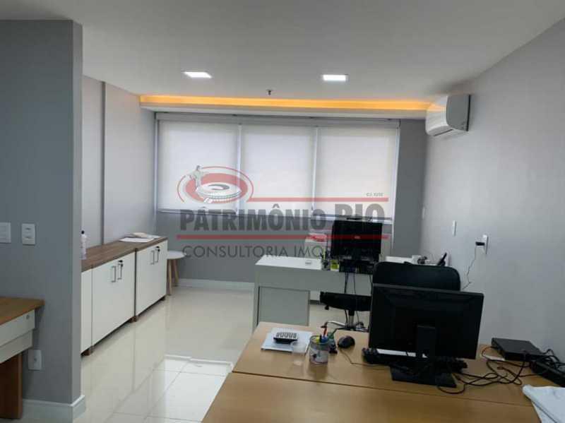 MZTD7376 - Sala Comercial Carioca Offices - PASL00082 - 6