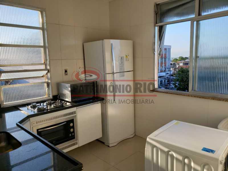4 - Apartamento, Av Lobo Junior, 1quarto, reformado, documentação ok! - PAAP10488 - 5