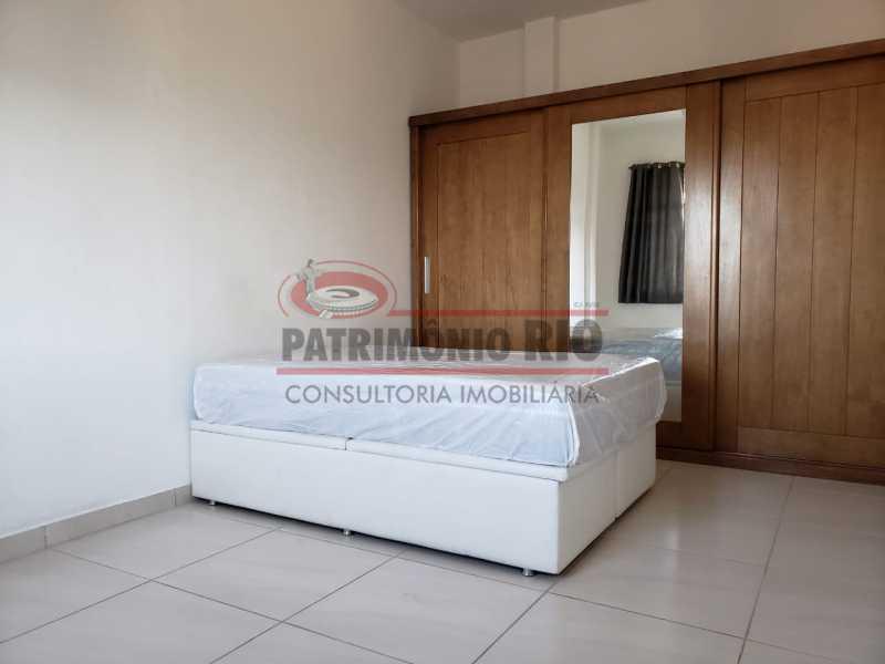 14 - Apartamento, Av Lobo Junior, 1quarto, reformado, documentação ok! - PAAP10488 - 20