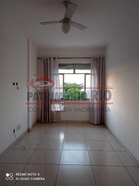 22 - Apartamento, Av Lobo Junior, 1quarto, reformado, documentação ok! - PAAP10488 - 7
