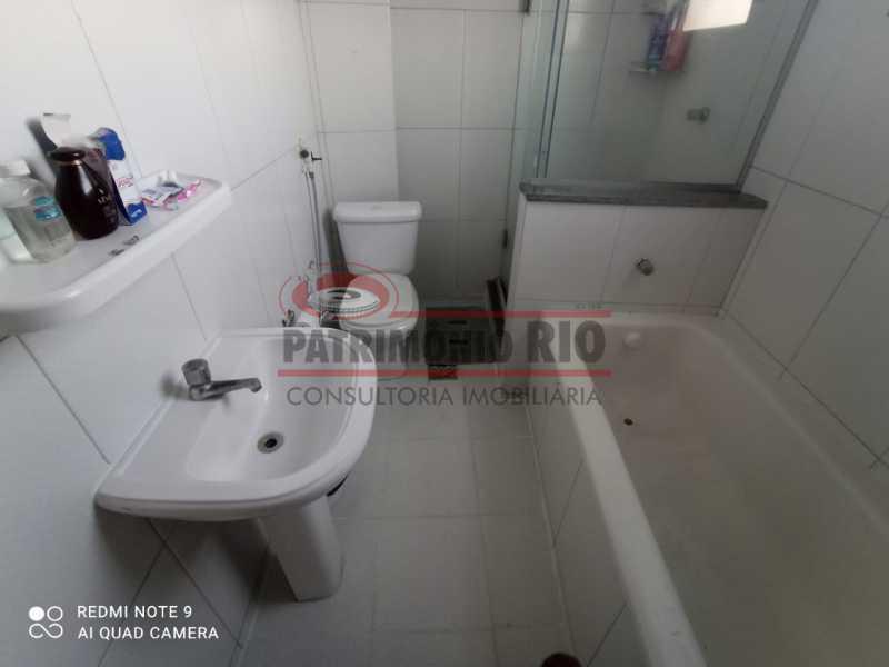 24 - Apartamento, Av Lobo Junior, 1quarto, reformado, documentação ok! - PAAP10488 - 17