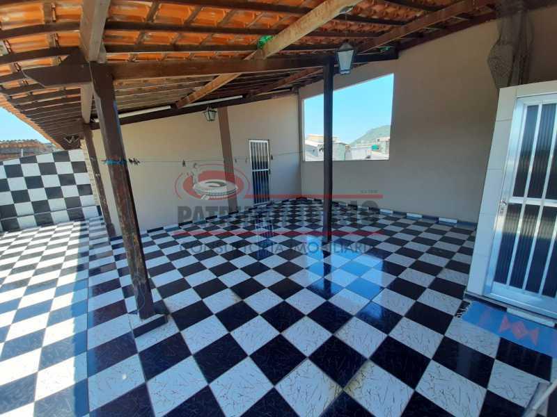WhatsApp Image 2021-02-27 at 1 - Casa 2 quartos à venda Oswaldo Cruz, Rio de Janeiro - R$ 850.000 - PACA20595 - 6