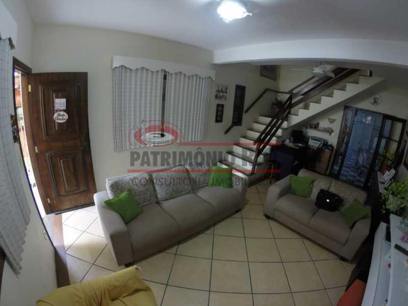 2 1. - Casa Duplex com 2suites e 2vagas - PACA20596 - 4