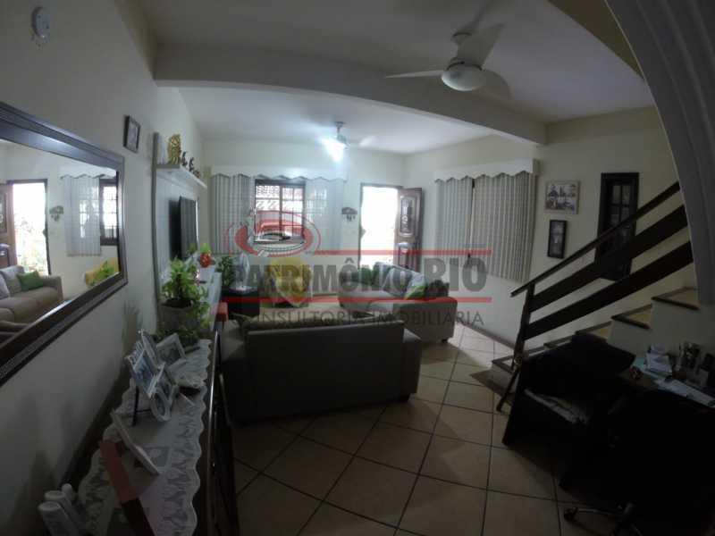 2 2. - Casa Duplex com 2suites e 2vagas - PACA20596 - 5