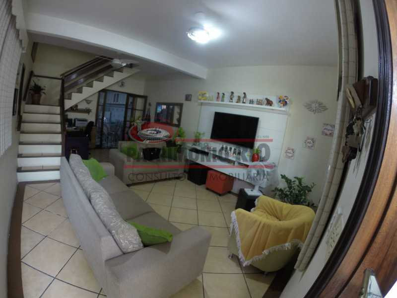 2 4. - Casa Duplex com 2suites e 2vagas - PACA20596 - 1