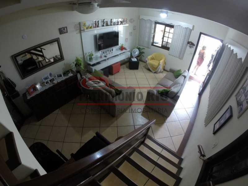 2 5. - Casa Duplex com 2suites e 2vagas - PACA20596 - 7