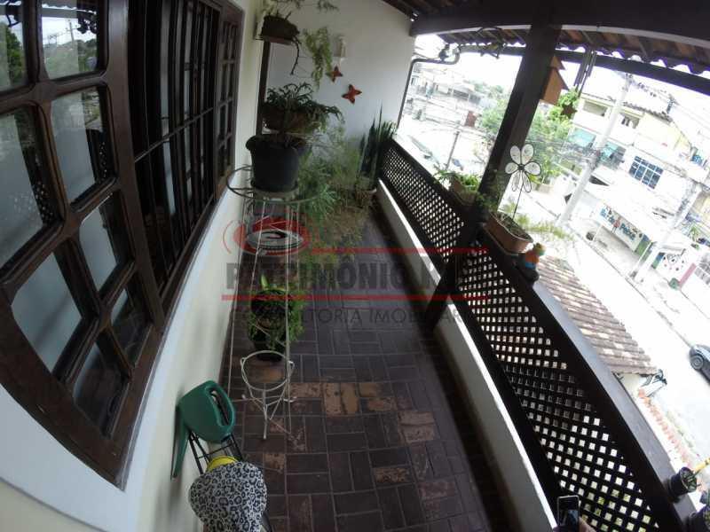 4 3. - Casa Duplex com 2suites e 2vagas - PACA20596 - 11