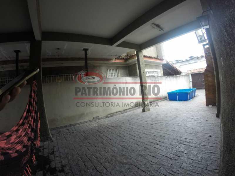 casa - Casa Duplex 2quartos com 3vagas - PACA20597 - 1