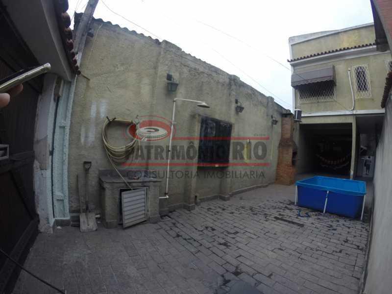 casa - Casa Duplex 2quartos com 3vagas - PACA20597 - 4