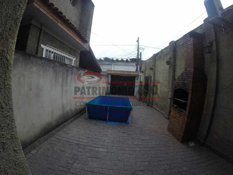 casa - Casa Duplex 2quartos com 3vagas - PACA20597 - 5