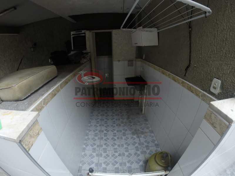 casa - Casa Duplex 2quartos com 3vagas - PACA20597 - 6