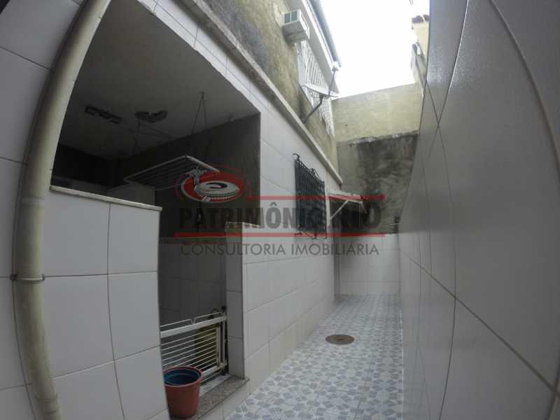casa - Casa Duplex 2quartos com 3vagas - PACA20597 - 7