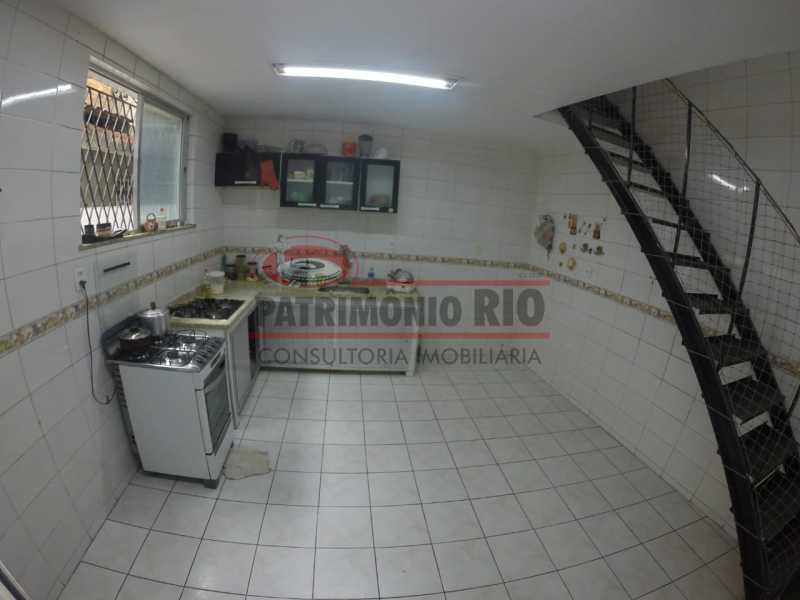casa - Casa Duplex 2quartos com 3vagas - PACA20597 - 10