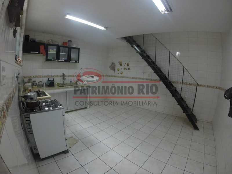 casa - Casa Duplex 2quartos com 3vagas - PACA20597 - 11