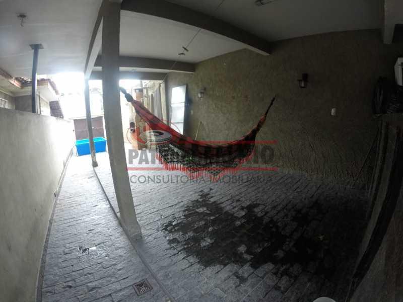 casa - Casa Duplex 2quartos com 3vagas - PACA20597 - 12