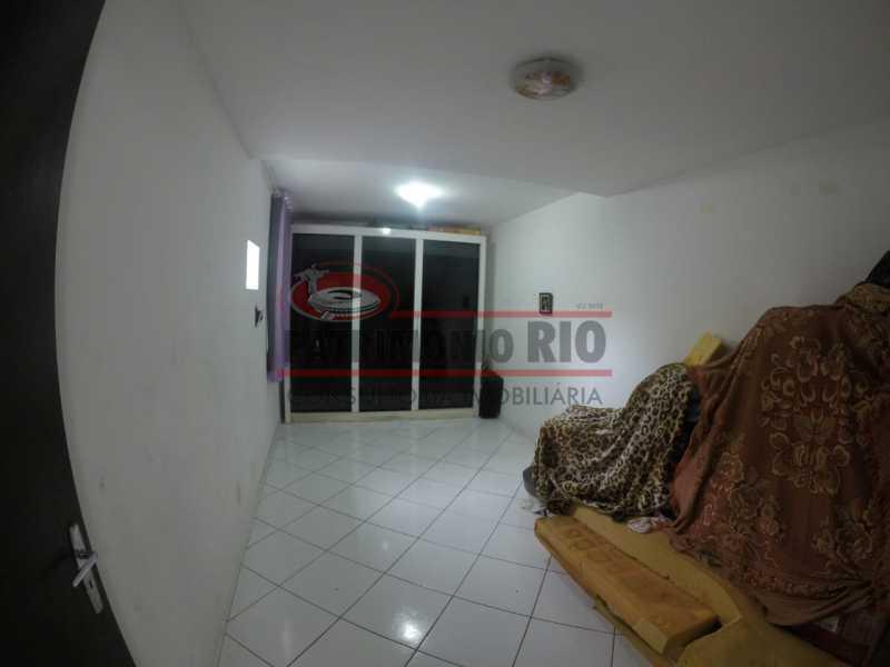 casa - Casa Duplex 2quartos com 3vagas - PACA20597 - 16