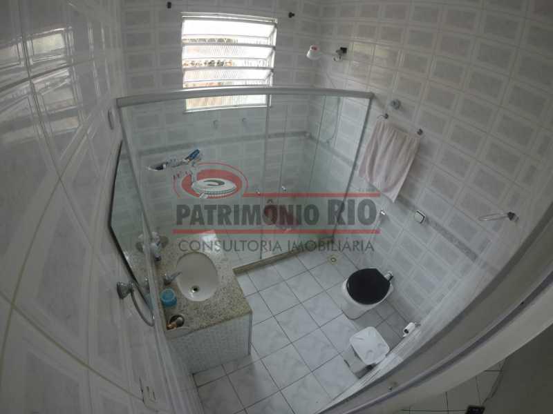 casa - Casa Duplex 2quartos com 3vagas - PACA20597 - 17