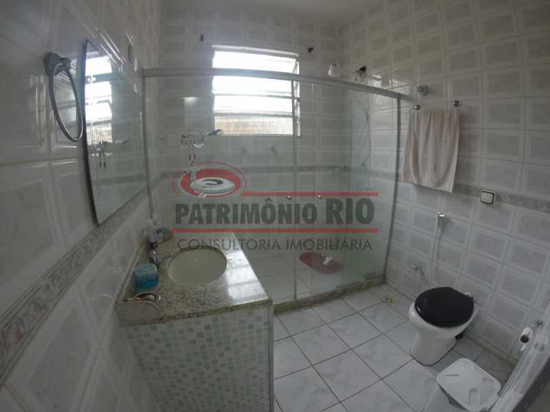 casa - Casa Duplex 2quartos com 3vagas - PACA20597 - 18