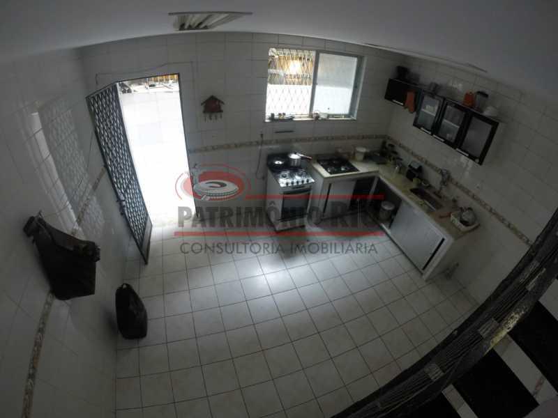 casa - Casa Duplex 2quartos com 3vagas - PACA20597 - 20