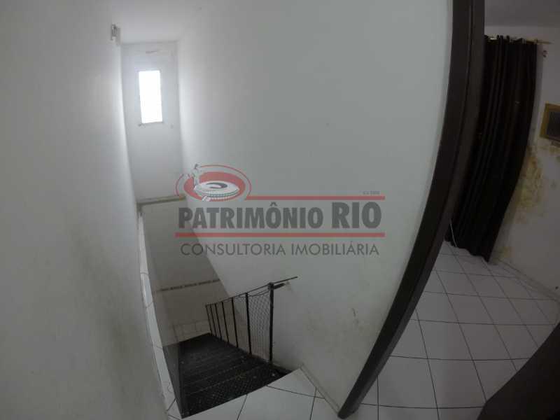 casa - Casa Duplex 2quartos com 3vagas - PACA20597 - 21