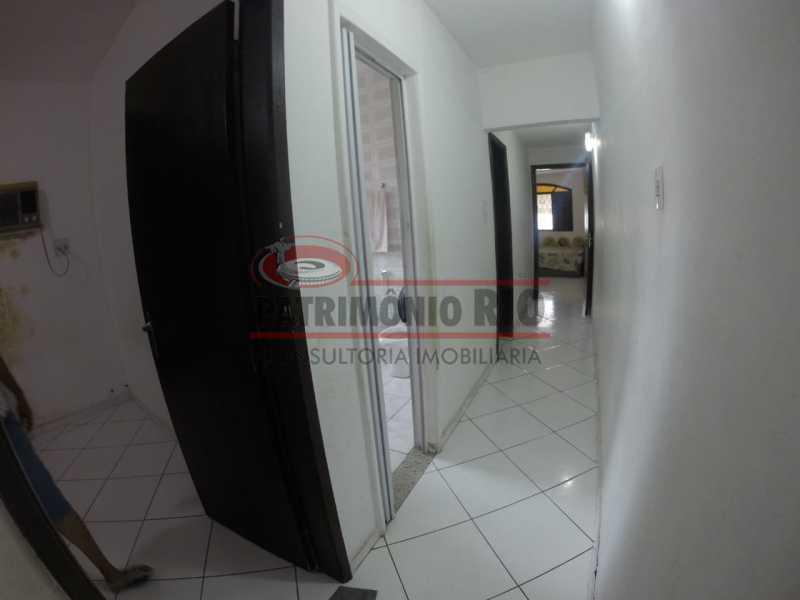 casa - Casa Duplex 2quartos com 3vagas - PACA20597 - 22