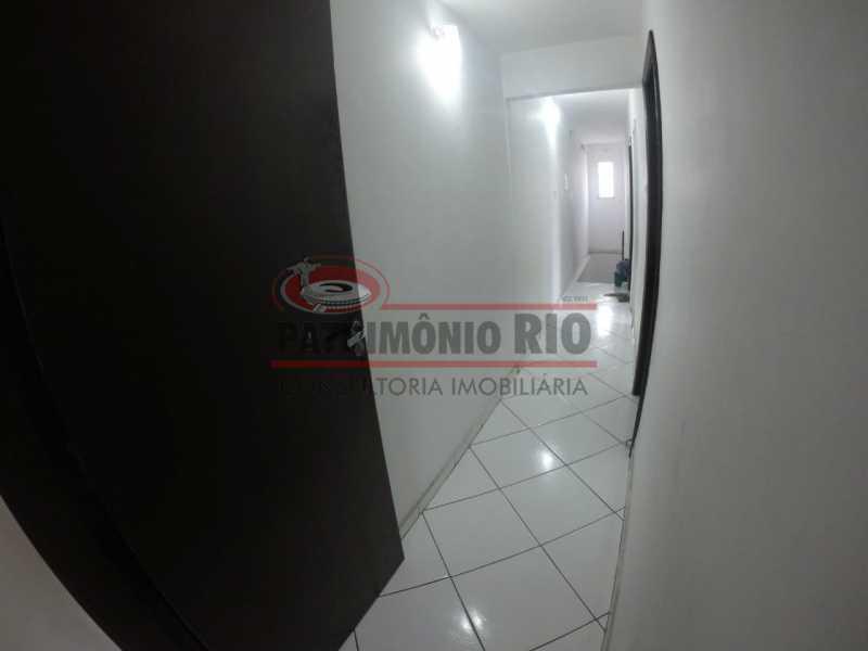 casa - Casa Duplex 2quartos com 3vagas - PACA20597 - 23