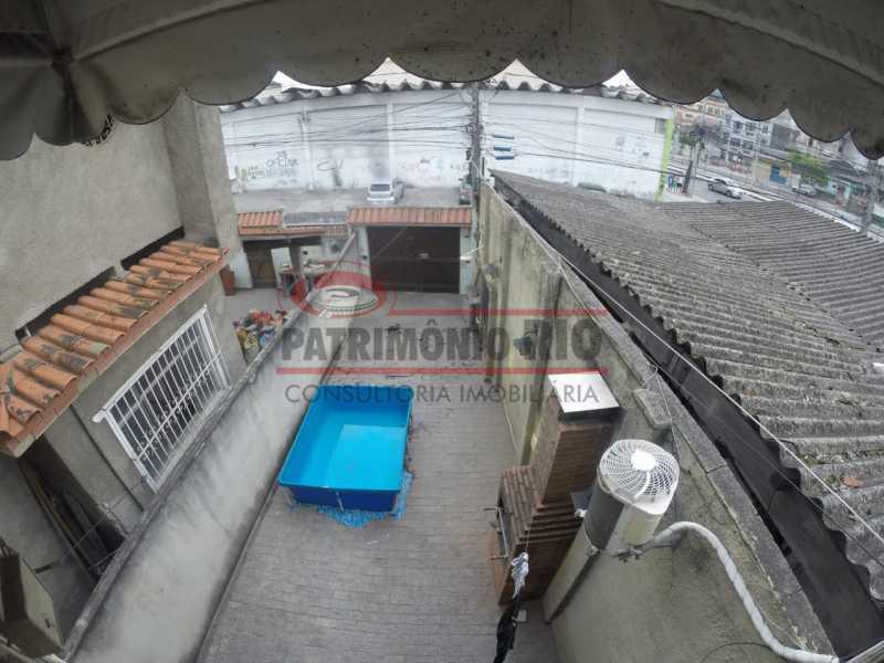 casa - Casa Duplex 2quartos com 3vagas - PACA20597 - 24