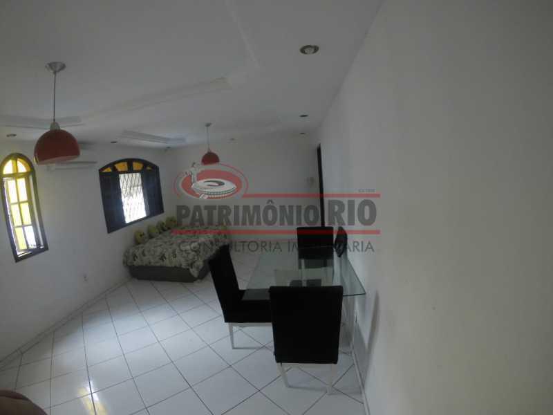 casa - Casa Duplex 2quartos com 3vagas - PACA20597 - 25