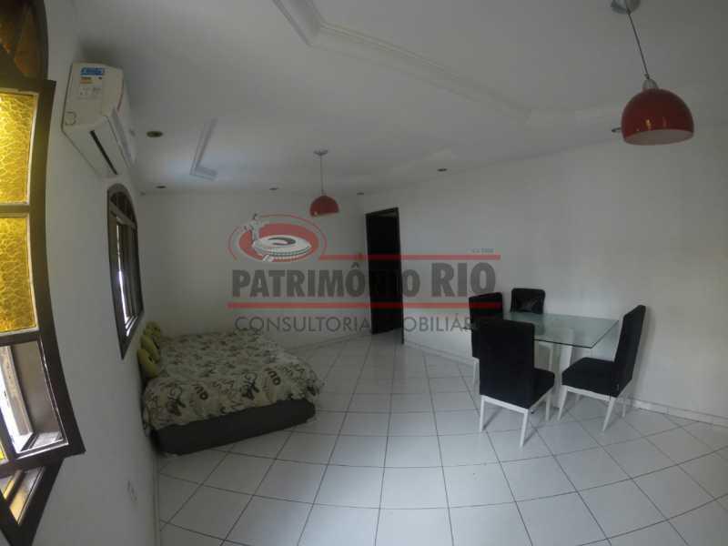 casa - Casa Duplex 2quartos com 3vagas - PACA20597 - 26