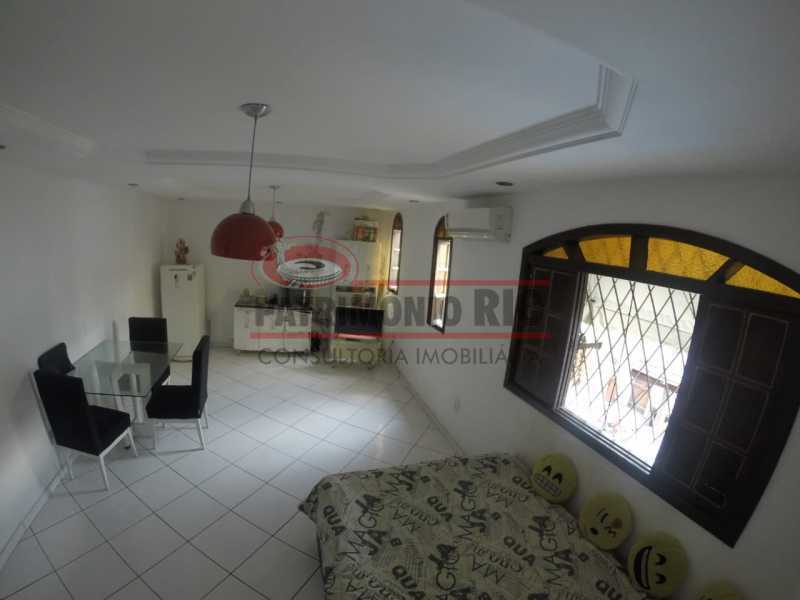 casa - Casa Duplex 2quartos com 3vagas - PACA20597 - 27