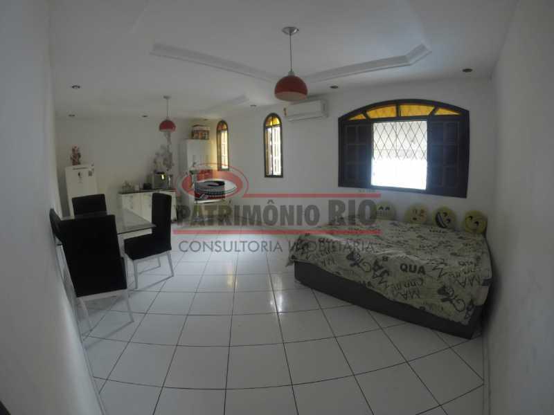 casa - Casa Duplex 2quartos com 3vagas - PACA20597 - 29