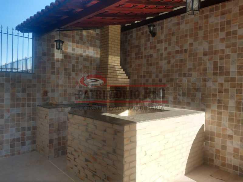 2 - Apartamento, 2quartos, Bento Ribeiro, Prédio c/ elevador, 1vaga e financiando! - PAAP24254 - 19