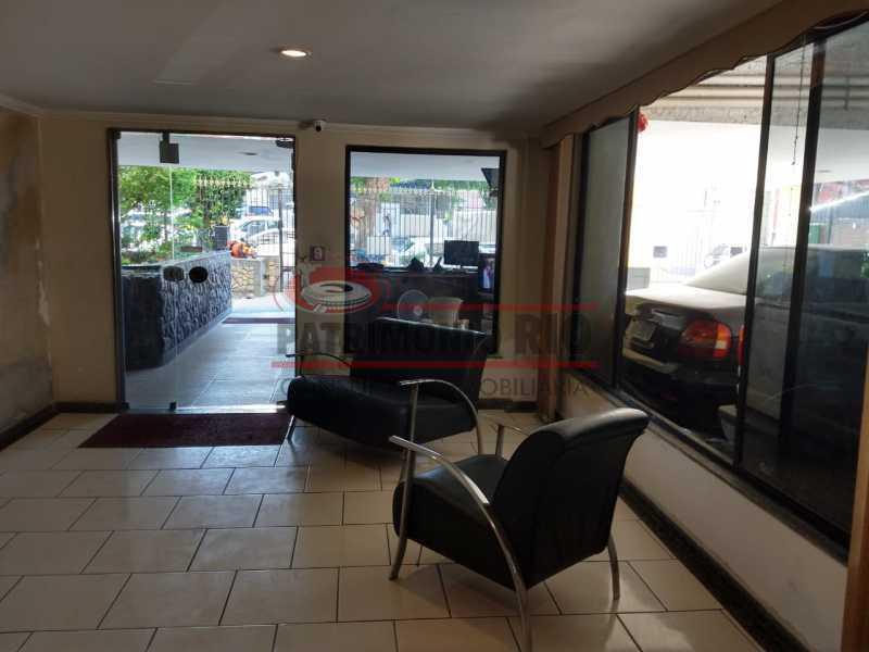4 - Apartamento, 2quartos, Bento Ribeiro, Prédio c/ elevador, 1vaga e financiando! - PAAP24254 - 20
