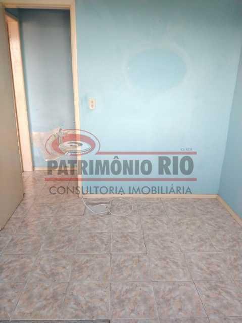 12 - Apartamento, 2quartos, Bento Ribeiro, Prédio c/ elevador, 1vaga e financiando! - PAAP24254 - 9