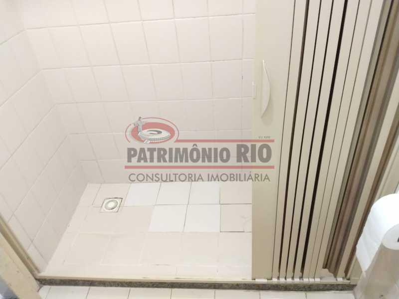 13 - Apartamento, 2quartos, Bento Ribeiro, Prédio c/ elevador, 1vaga e financiando! - PAAP24254 - 12