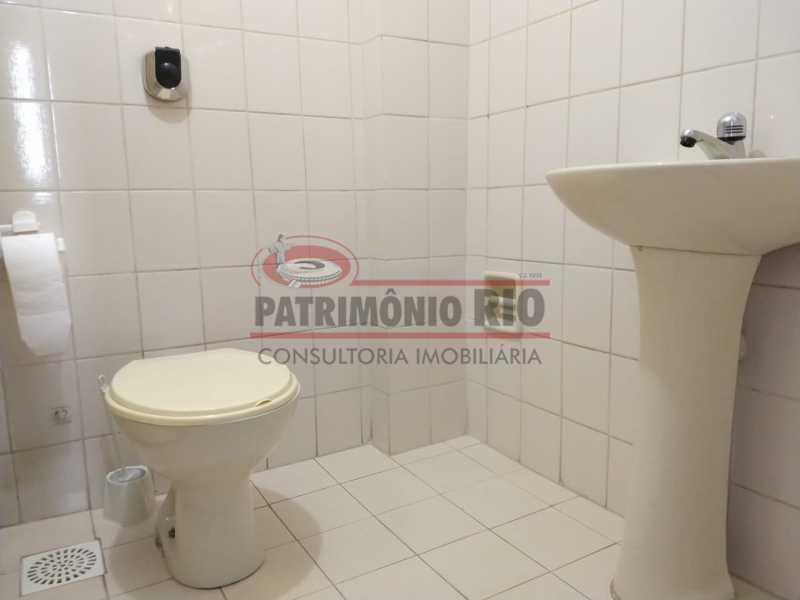 14 - Apartamento, 2quartos, Bento Ribeiro, Prédio c/ elevador, 1vaga e financiando! - PAAP24254 - 13