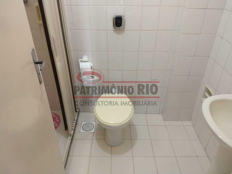 15 - Apartamento, 2quartos, Bento Ribeiro, Prédio c/ elevador, 1vaga e financiando! - PAAP24254 - 11