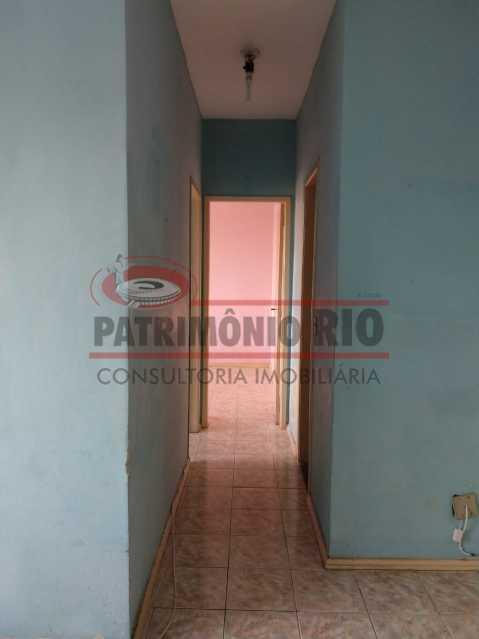 16 - Apartamento, 2quartos, Bento Ribeiro, Prédio c/ elevador, 1vaga e financiando! - PAAP24254 - 5