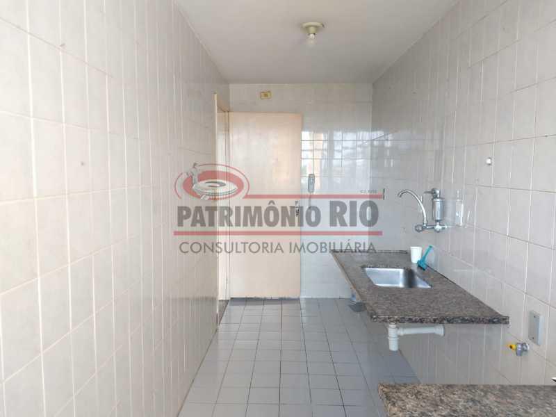 19 - Apartamento, 2quartos, Bento Ribeiro, Prédio c/ elevador, 1vaga e financiando! - PAAP24254 - 16