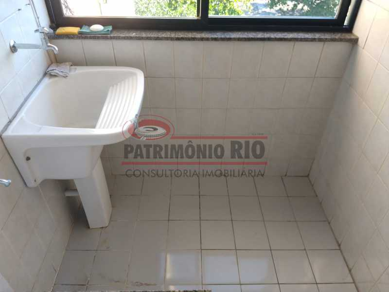 20 - Apartamento, 2quartos, Bento Ribeiro, Prédio c/ elevador, 1vaga e financiando! - PAAP24254 - 17