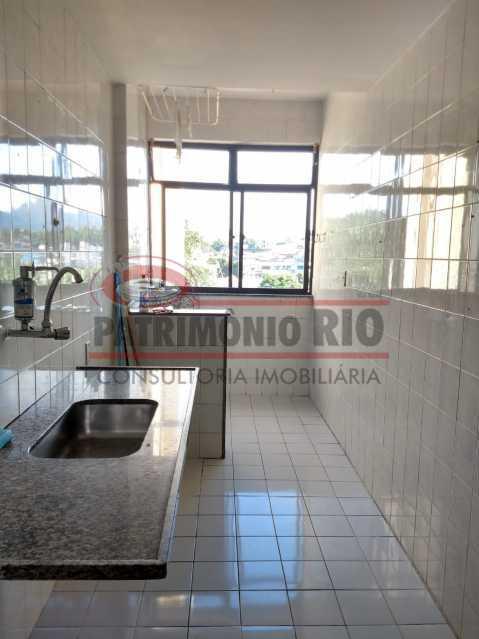 21 - Apartamento, 2quartos, Bento Ribeiro, Prédio c/ elevador, 1vaga e financiando! - PAAP24254 - 14