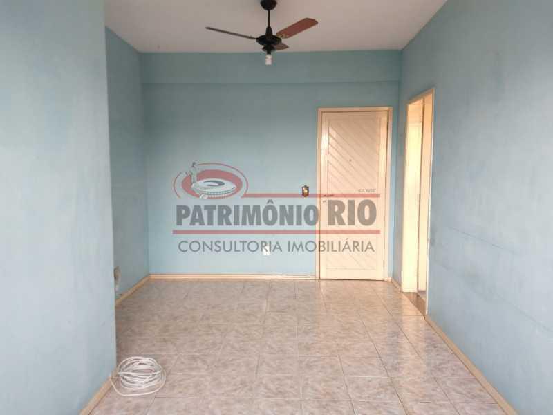 24 - Apartamento, 2quartos, Bento Ribeiro, Prédio c/ elevador, 1vaga e financiando! - PAAP24254 - 1