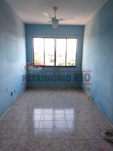 25 - Apartamento, 2quartos, Bento Ribeiro, Prédio c/ elevador, 1vaga e financiando! - PAAP24254 - 3